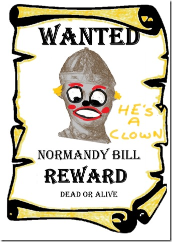 Wanted Dead or Alive v2 Clown