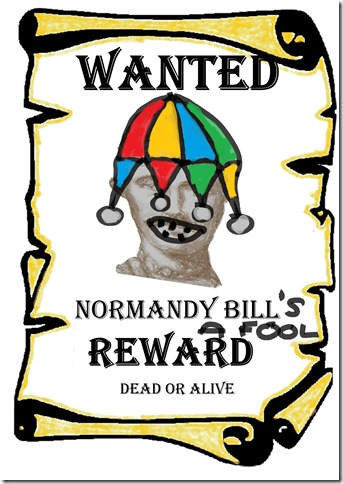 Wanted Dead or Alive v2 Fool