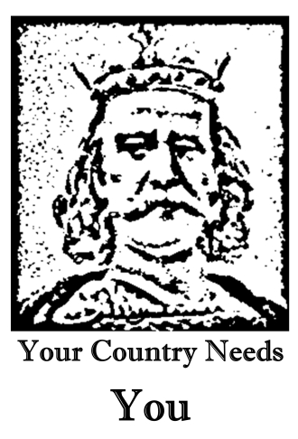 i Your Country Needs You HR