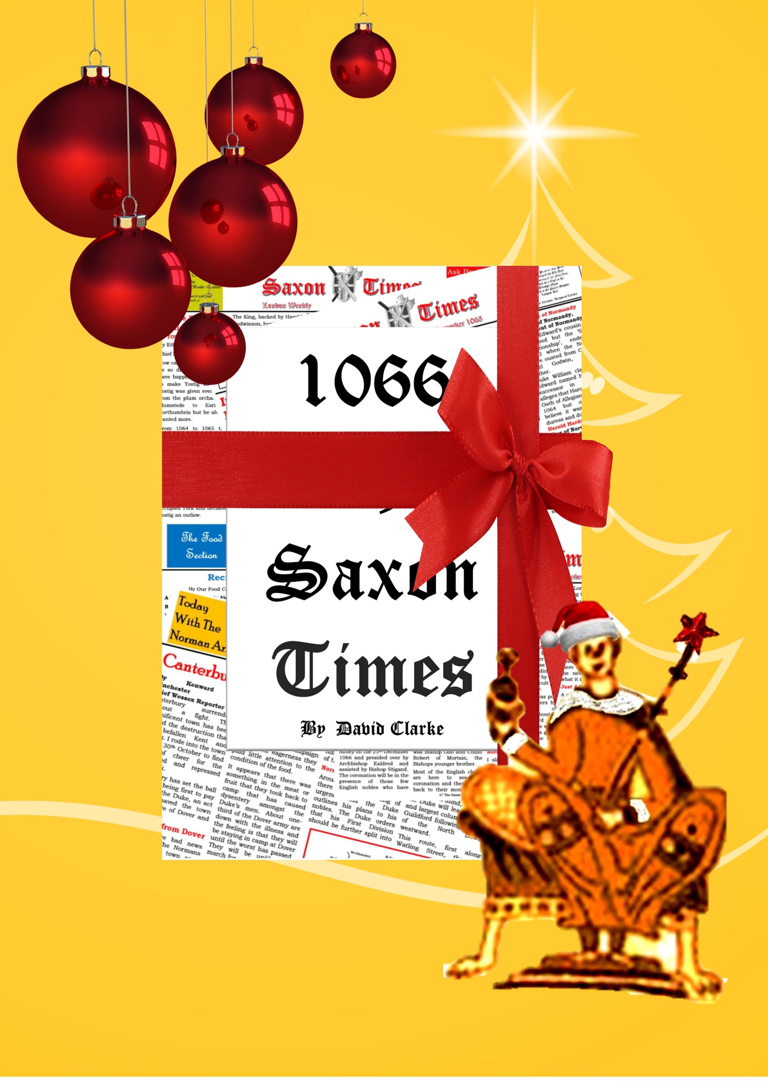 Secret Santa Saxon Times